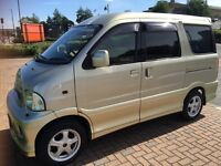 Toyota sparky, possible micro camper, like daihatsu hijet but much better, very versatile 7 seater