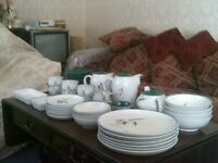Denby Stoneware dinner and tea service
