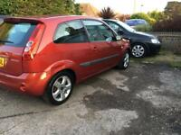 Ford Fiesta 1.2 facelift 2007 (07) new mot may Swap Px