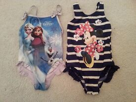 Various Girls Clothes 4- 5 Years Old, all very good condition Frozen, Rapunzel, Doc McStuffin & more