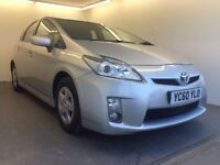 2010 | Toyota Prius T3 1.8 VVT-I CVT | Auto | LEATHER | NEVER USED FOR MINICAB PCO