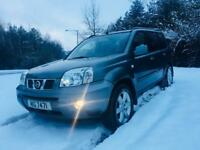 2007 Nissan x - trail Columbia dci 2.2 4 or 2 wheel drive