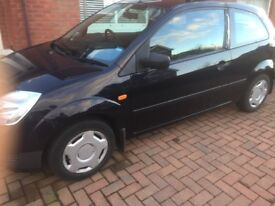 Ford Fiesta for sale MOTed to Feb 2019 - low miles good condition genuine reason for sale