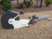 Tunturi R710 folding Rowing Machine.