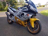 Yamaha 600 fzr Thundercat