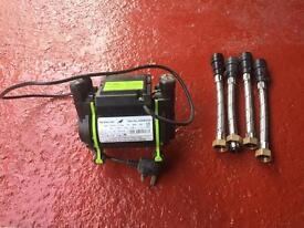 Salamander ct75xtra pump