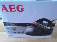 Brand New unopened AEG Quick Steam Iron