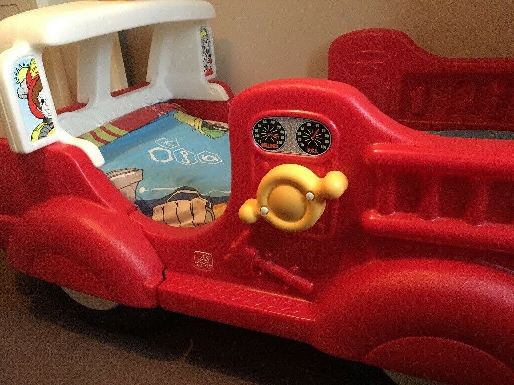 Step 2 Company Kids Fire Engine Bed Little Tikes In Bridlington East
