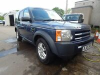 LANDROVER DISCOVERY 3 TDV6 7 SEATER 2005