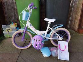 "14"" Disney Frozen Bike"