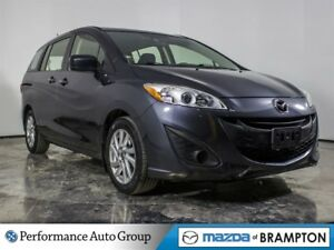 2013 Mazda MAZDA5 GS. BLUETOOTH. 3RD-ROW SEATING. CRUISE CTRL