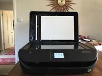 HP OfficeJet 4650 printer fax scan photocopy web wireless
