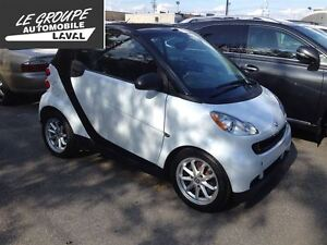 2010 smart fortwo passion cabriolet