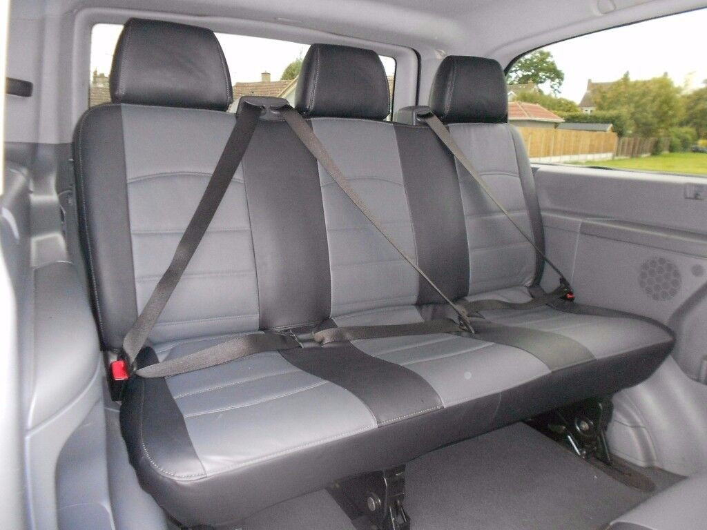 triple rear van seats from mercedes vito quick release seats in chelmsford essex gumtree. Black Bedroom Furniture Sets. Home Design Ideas