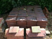 Roof tiles for sale.