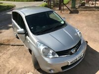 2009 NISSAN NOTE 1.4 / SERVICE HISTORY / ONE OWNER / HPI CLEAR / TIMING CHAIN REPLACED/ WARRANTY