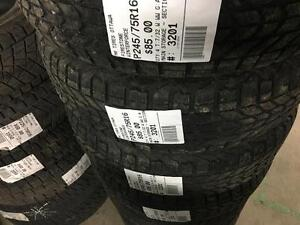 245/75/16 Firestone WinterForce UV *Winter Tires*