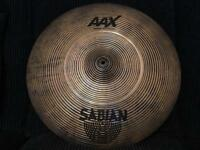 "Sabian AAX Memphis Ride (21""). Great condition"
