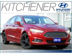 2016 Ford Fusion SE SE // AUTO // AC // HEATED SEATS //