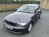 2007 57 BMW 118d SE 1 SERIES 2.0 DIESEL 6 SPEED 5 Door