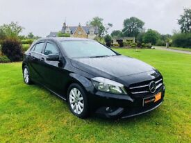 2014 MERCEDES BENZ A180 CDI SE ECO BLACK MANUAL *LOW MILES* FINANCE AVAILABLE ** 6 MONTHS WARRANTY**