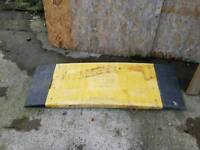 44 tonne rated trench drive over boards