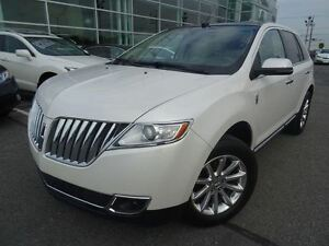 2013 Lincoln MKX Navigation AWD Cuir