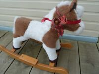 Rocking Horse by Mulholland & Bailie Excellent Condition