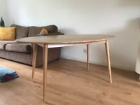 New Solid Oak Dining Table £150 ono