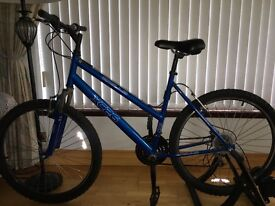 Ladies Bike - Apollo XC.26 with upgraded Shimano STX RC brakes