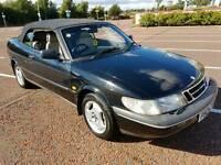 SAAB CONVERTIBLE 900 SE CLASSIC CAR £475