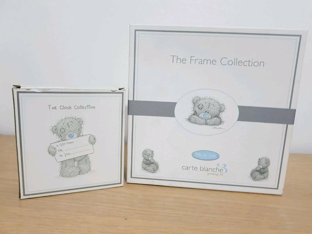 Me To You/Tatty Teddy Collection | in Bangor, County Down | Gumtree