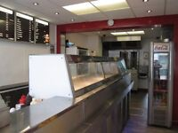 A fully fitted and equipped takeaway to Let in Bromsgrove