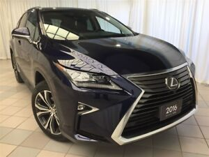 2016 Lexus RX 350 Executive Pkg: 1 Owner, Fully Serviced