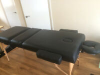 Portable Massage Table with carry bag
