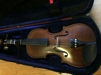 Violin Stentor New 3/4 size Brand New Case