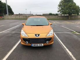 Peugeot 307 1.6 16v S Tiptronic 5dr£1,695 p/x welcome Smooth automatic 2006 (56 reg), 94,000 miles