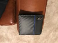 New Genuine VW R Leather Wallet