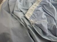 pair of Curtains (second hand)