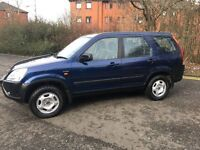 Honda CRV AUTOMATIC..Mot September