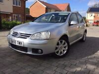 2006 55 vw golf 2.0 gt tdi 140 bhp 6 speed excellent condiition 12 mths mot