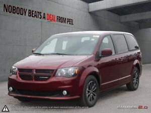 2018 Dodge Grand Caravan Zero/Low km Like New Demo GT Loaded!