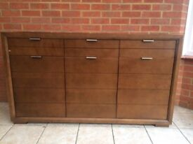 Large cupboard sideboard