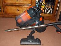 VAX (Mach 8) (Bagless) Vacuum Cleaner (Cost £130)