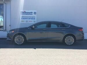 2017 FORD FUSION BERLINE 4 PORTES SE TRACTION INTÉGRALE