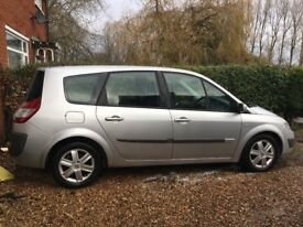 Renault grand scenic for sale Spares or Repairs