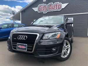 2012 Audi Q5 3.2 Premium Panoramic Sunroof