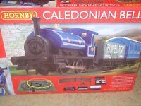 Hornby Caledonian Belle 00 Gauge train set