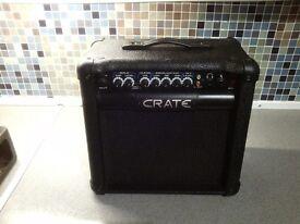 Guitar amp £20 cash