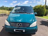 2004 Mercedes Viano 7 Seater
